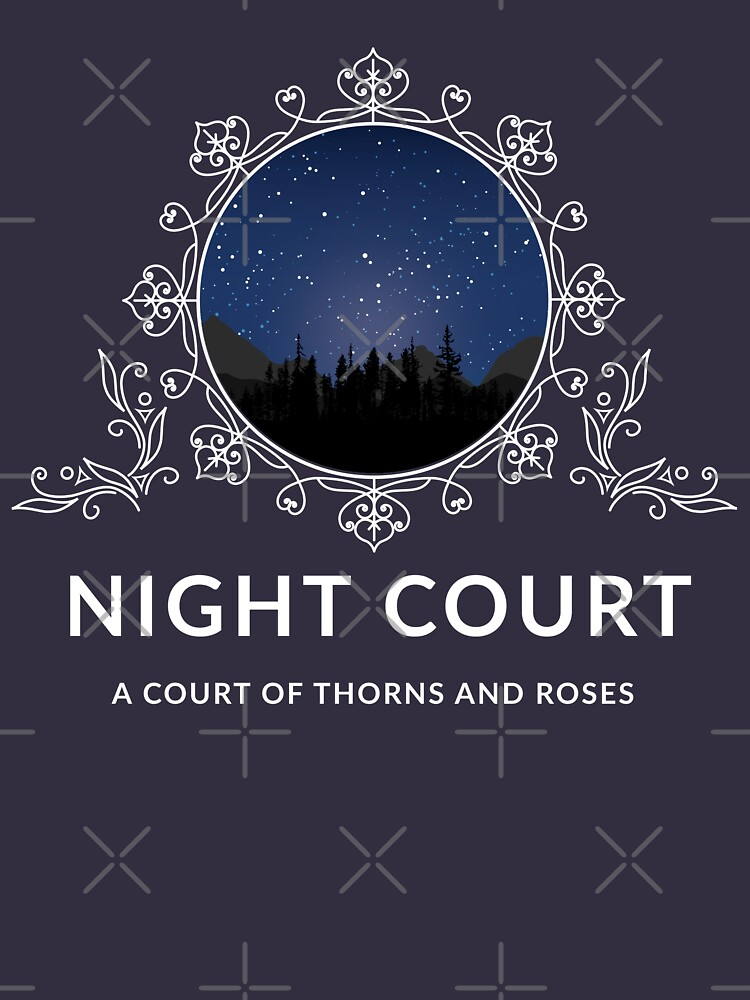 Night Court - A Court of Thorns and Roses by yairalynn