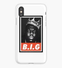 -MUSIC- Notorious BIG iPhone Case/Skin