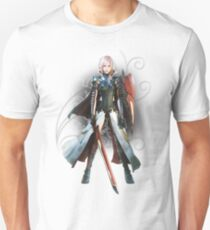 Final Fantasy Lightning Returns - Lightning (Claire Farron) Unisex T-Shirt