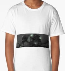 alien planet  Long T-Shirt