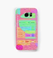 Re-Created Building Blocks II by Robert S. Lee Samsung Galaxy Case/Skin