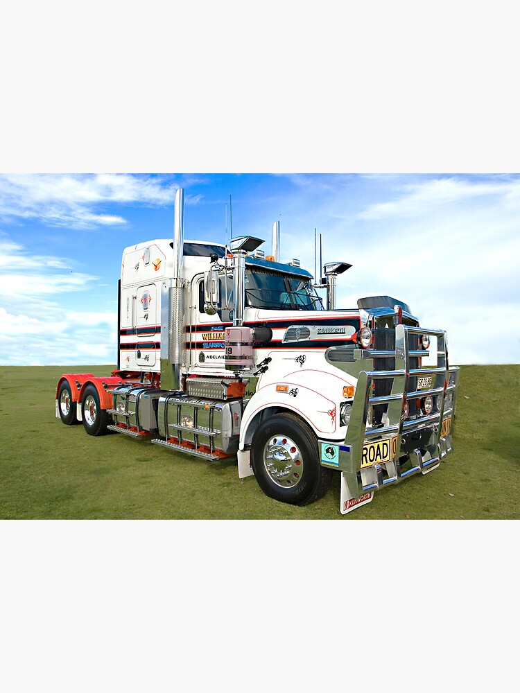 The Mighty Kenworth T904. by Mick36