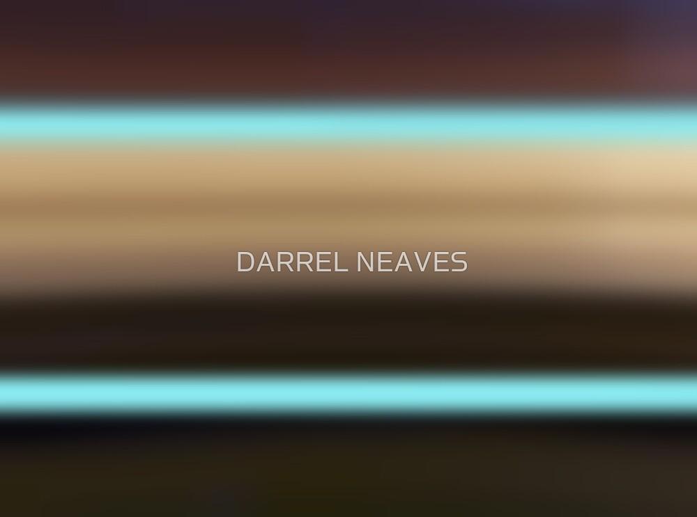 2 blue stripes by DARREL NEAVES