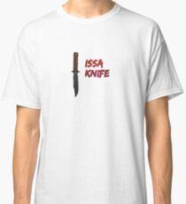 "21 Savage ""Issa Knife"" Classic T-Shirt"