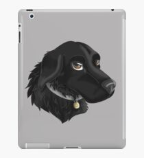 Black Lab iPad Case/Skin