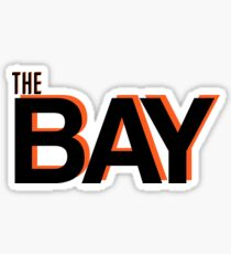 The Bay (Giants-Themed) Sticker