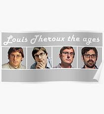 Louis Theroux the ages Poster