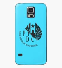 Pacific Rim- PPDC NERV Logo Case/Skin for Samsung Galaxy