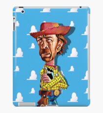 Cowboy up iPad Case/Skin