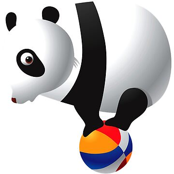 Circus Panda by Brotoloncar
