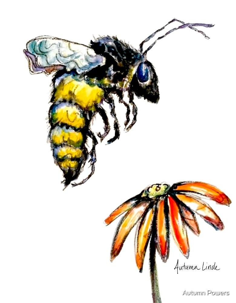 Queen Bee by Autumn Linde