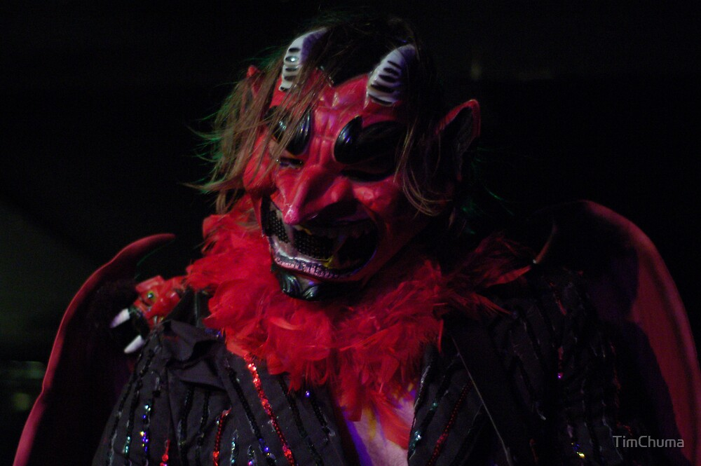 Devil by TimChuma