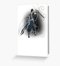 Final Fantasy Lightning Returns - Noel Kreiss Greeting Card