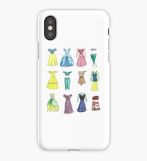Princess Dresses iPhone Case/Skin