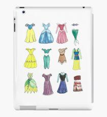 Princess Dresses iPad Case/Skin