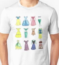Princess Dresses T-Shirt