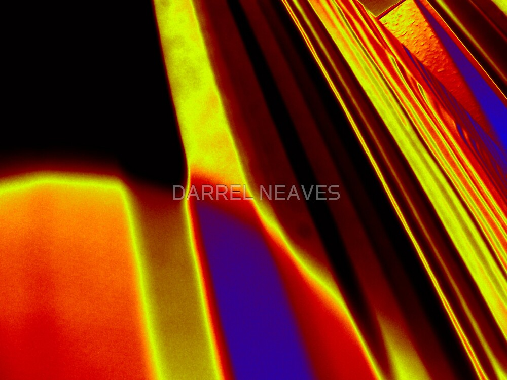 abstraction's world by DARREL NEAVES