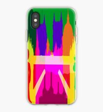 LONDON LANDMARKS iPhone Case