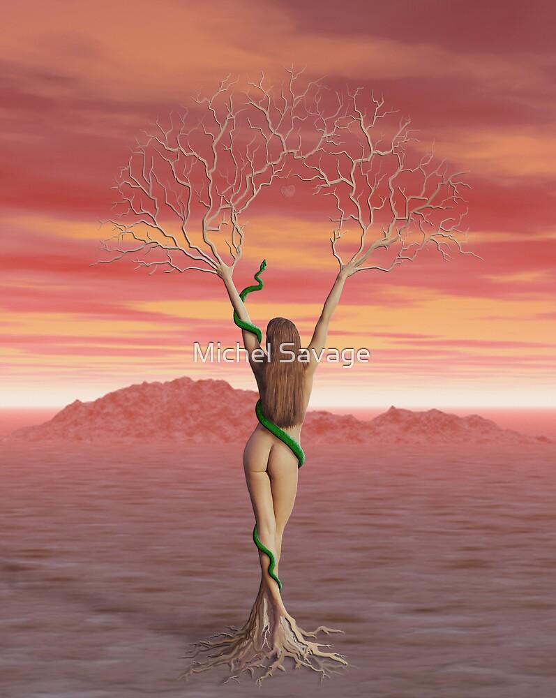 Eve : Lost Eden by Michel Savage