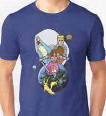 Phantasy Star I - Heroes Unisex T-Shirt