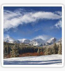 Rocky Mountain Park  by Lena Owens   Sticker