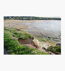 Harlyn Bay Photographic Print