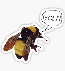 Golf Wang Scum Fuck  Bees Sticker