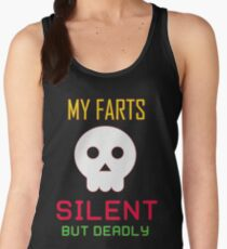 My Farts - Silent But Deadly Women's Tank Top
