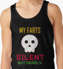 My Farts - Silent But Deadly Tank Top