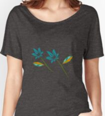 flor sutil Women's Relaxed Fit T-Shirt