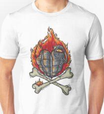 A love like war Unisex T-Shirt