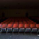 theater seats by rob dobi