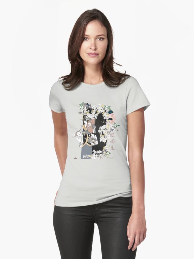 GEISHA_Tshirt by J Velasco