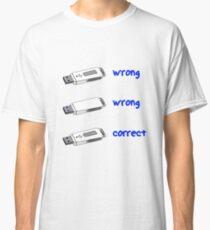 Pendrive usb 3.0 Classic T-Shirt