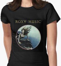 Roxy Music Siren Program Art T-Shirt