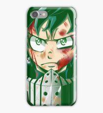 Deku Boku no Hero Academia iPhone Case/Skin