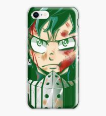 Deku Boku no Hero Academia iPhone Case/Skin