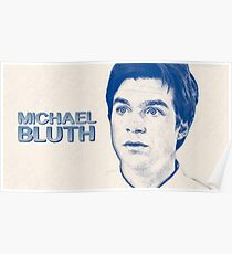 Classic Michael Bluth Poster
