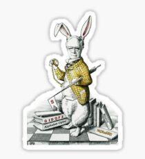GardnerRabbit Sticker