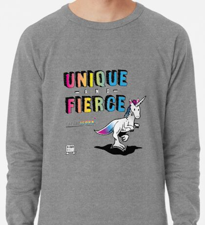 Unique and Fierce Lightweight Sweatshirt