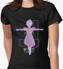 Tenshi   Fallen Angels Of Dreams Women's Fitted T-Shirt