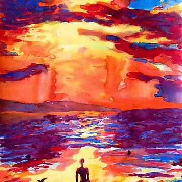 Sundown On Another Place by RachaelG