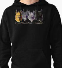 No Evil - Warrior Cats Power of Three Illustration T-Shirt