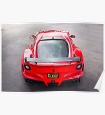 Ferrari F12 N-Largo Poster