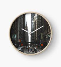 City Street Clock