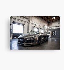 Audi R8 PPI Razor  Canvas Print