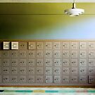 lockers by rob dobi