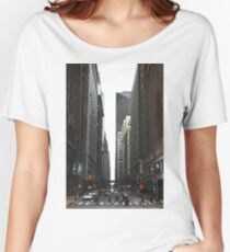 City Street Women's Relaxed Fit T-Shirt