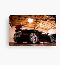 Bugatti Veyron Grand Sport  Canvas Print