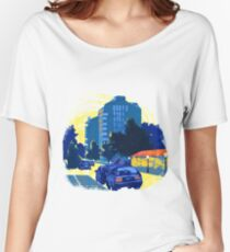 Sunset on 13th Avenue Women's Relaxed Fit T-Shirt